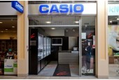 Casio - Shopping Palace - Bratislava